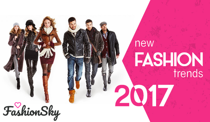 Fashion Trends 2017-18