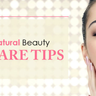 Top 10 Natural Beauty Skin Care Tips