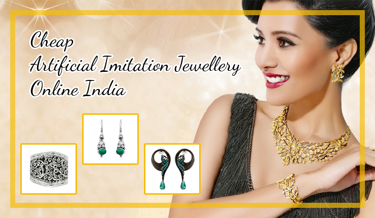 Fashion Imitation Jewellery Accessory for Stunning Look