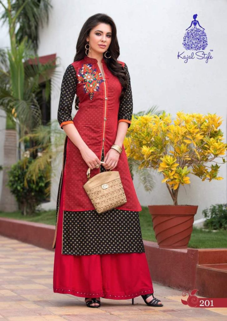 Kajal Style Dairy Milk Vol2 Kurti Wholesale Catalogs Online India