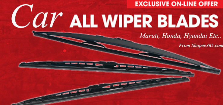 Car Windscreen Wipers Online Shopping India