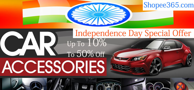 Independence Day Special Offer On Car Parts Accessories Online India