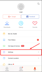 How to Speed Fast on Vidmate App