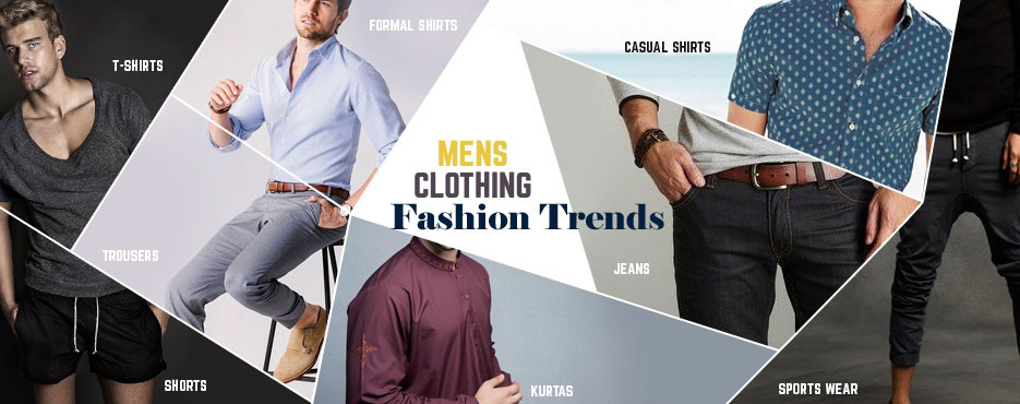 New Fashion Clothes Trends 2018 for Men