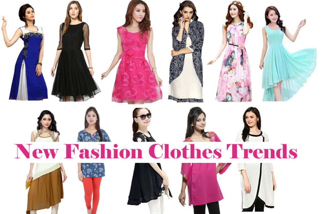 New Fashion Clothes Trends 2018 for Women