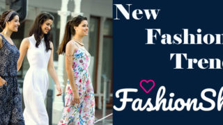 New Fashion Clothes Trends for Women, Kids and Men