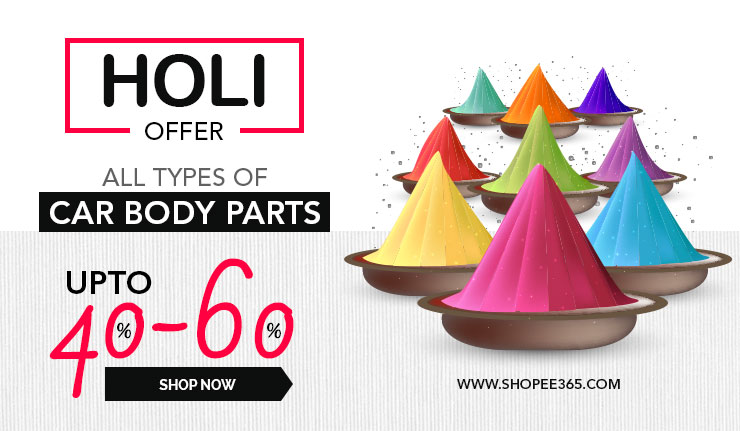 Holi-Festival-Dubble-Dhamaka-Offers-Upto-50-Percent-Off-On-Car-Parts-Online