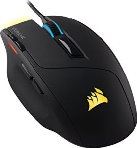 Corsair Sabre RGB Best Gaming Mouse