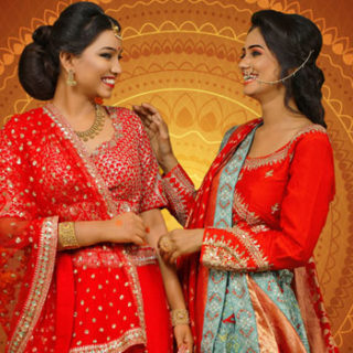 Latest Navratri Chaniya Choli Online Collection 2018