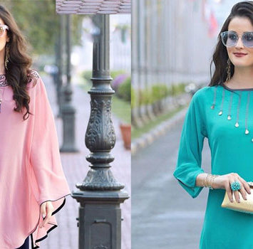 Latest New Fashion Office Wear Kurtis Online Shopping
