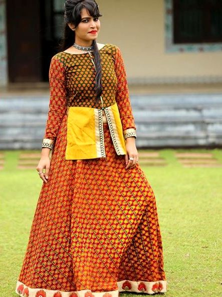 Marwadi Style Chaniya Choli Online Collection