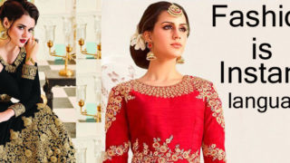 New Fashion Anarkali Salwar Suits Dresses