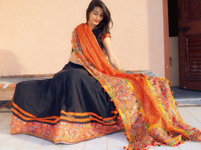 Rajwadi Style Chaniya Choli Online Collection