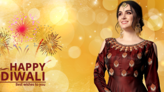 Diwali Festival Sarees Online Collection Diwali Dresses
