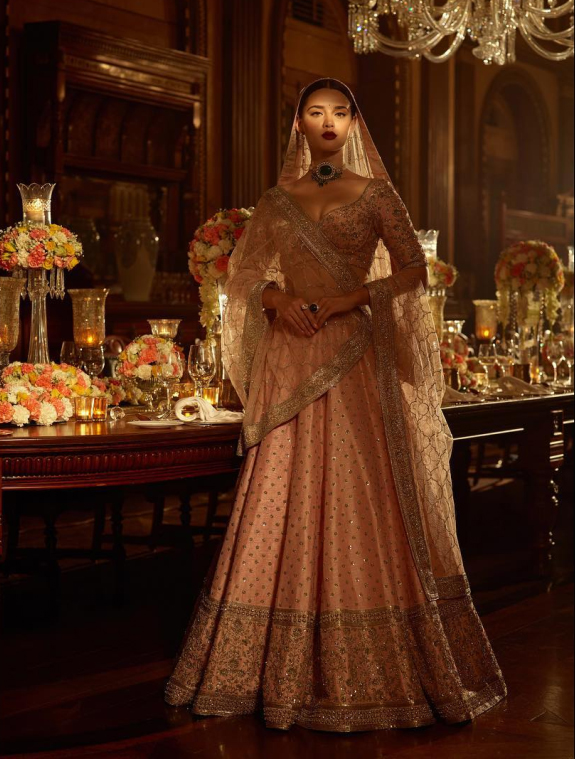 Sabyasachi Lehenga Choli Online Collection For Diwali Special 2018-2019