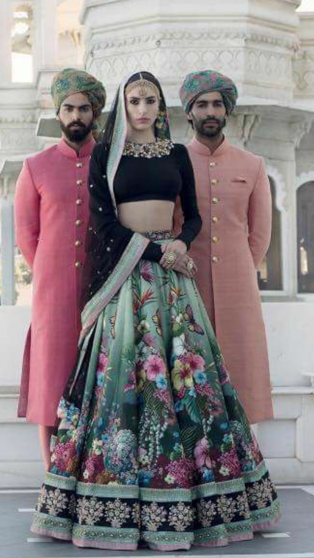 Sabyasachi Lehenga Choli Online Collection at best prices
