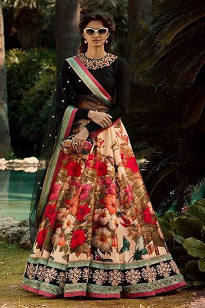 Sabyasachi Lehenga Choli Online Collection with Discount