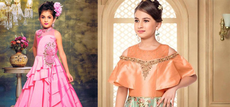 Stylish-Kids-Party-Wear-Covering-for-Girls