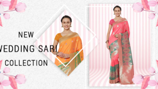 Wedding Sarees Online 2019-2020 On FashionSky