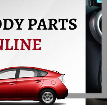 Car Body Parts Online Shopping and Save Time