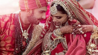 Deepika Padukone And Ranveer Singh Wedding Tie The Knot In Italy (2)