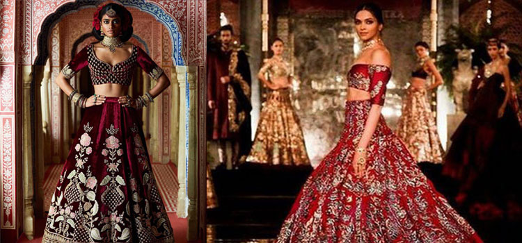 Wedding Lehenga Cholis Online Collection On Fashionsky