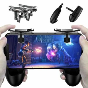 Mobile Game Controller Triggers Joysticks