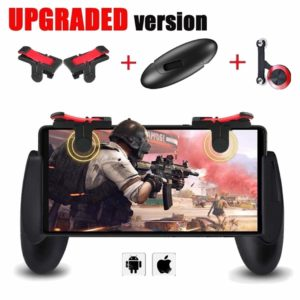 WeeDee Fortnite PUBG Mobile Game Controller with Gaming