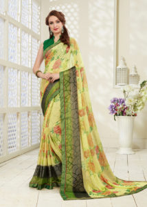 Latest Collection Saree
