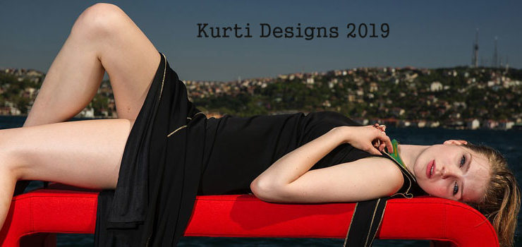 50 Latest Designer Kurti Designs for Girls and Women in India 2019