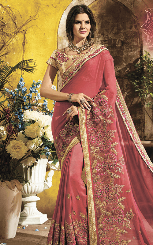 Designer Sarees for Party Occasions