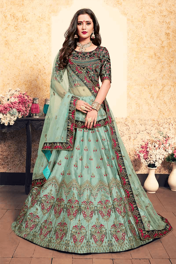 Fancy Wedding Lehengas Online Shopping at Low prices