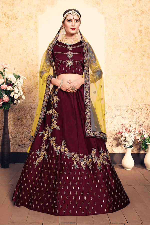 Indian Designer Lehengas for This Wedding Season 2019-2020