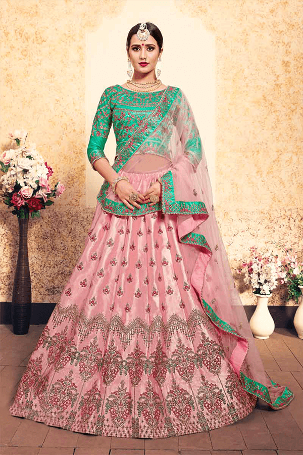 Party Wear Lehengas Online Collection
