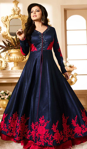 Republic Day Latest Collection Gown