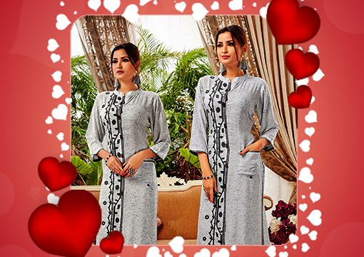 Valentine Day Special Salwar Suits Gifts Online 2019