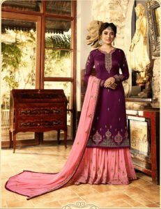 Latest Pakistani Salwar Suit For Eid