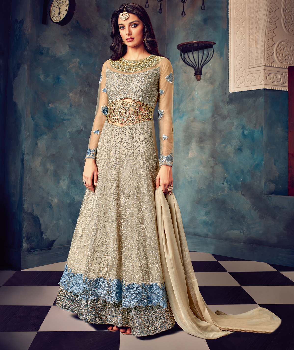 Heavy Wedding Salwar Suit Collection For Eid