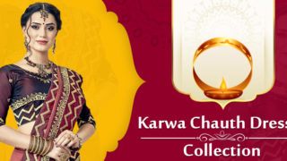 Latest Karwa Chauth Dresses Collection