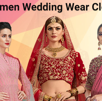Women Wedding Wear Clothing Collection