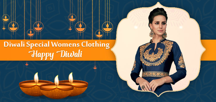 diwali special clothes for women