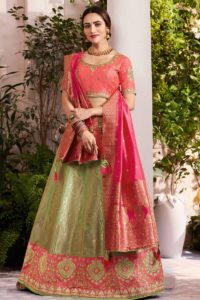 Wedding Season Lehenga Choli Collection