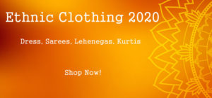 Ethnic Clothing 2020