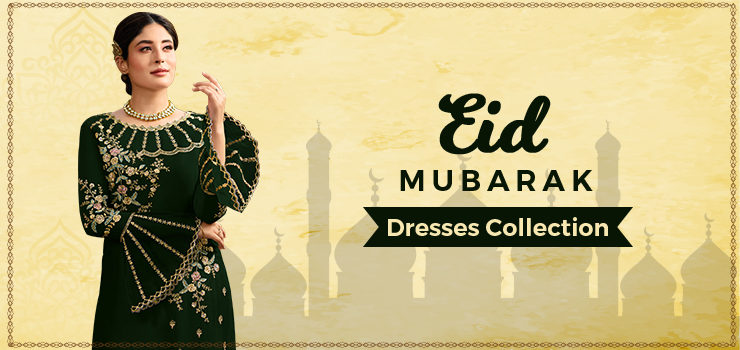 Eid Dresses Collection