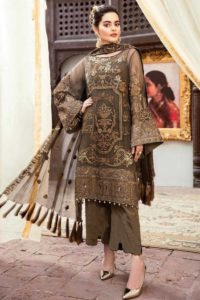 Georgette Pakistani Salwar Suit