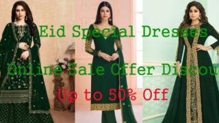 Eid Special Dresses Online Sale Offer Discount