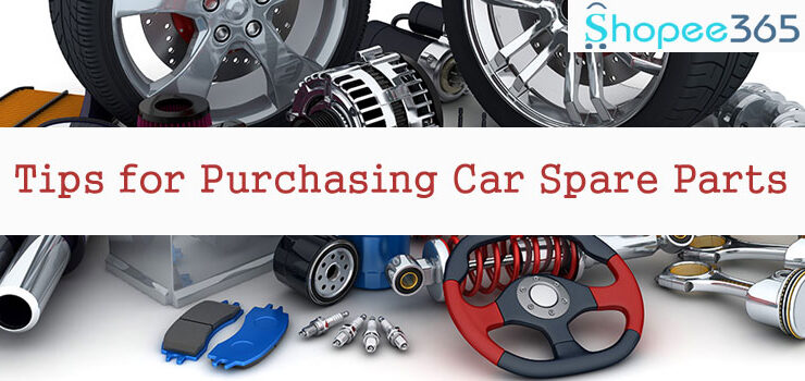 Tips for Purchasing Car Spare Parts Online